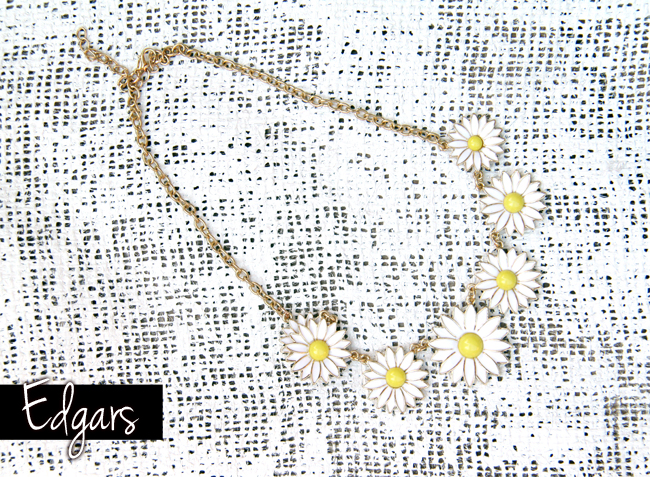 Edgars Daisy Necklace & other Vacation Pieces on www.stylescoop.co.za