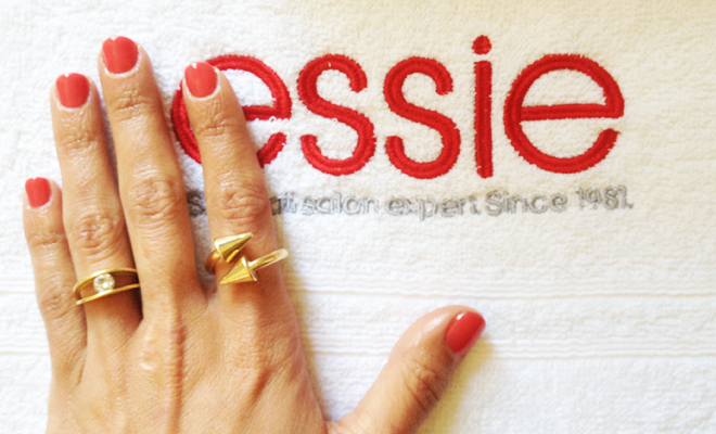 Essie Gel Polish
