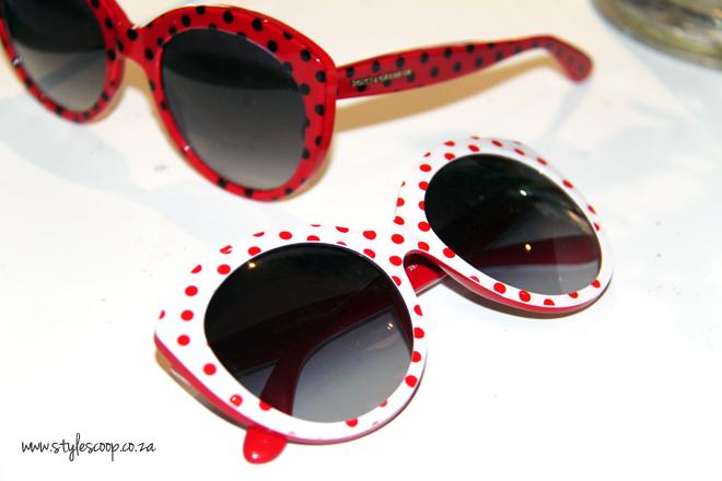Give me Sunglasses! New Season Styles