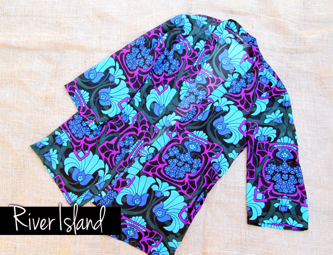 River Island Lightweight Coverup & other Vacation Pieces on www.stylescoop.co.za