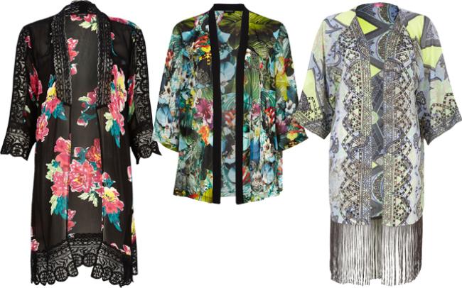 River Island Wardrobe Heros - Summer 2014 - The Kimono
