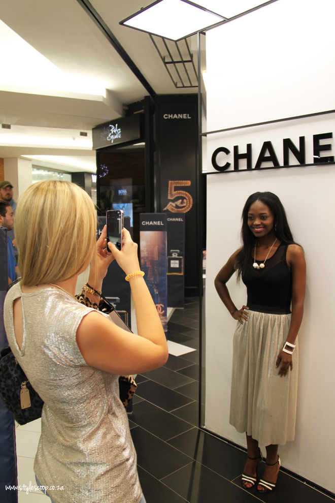 Chanel Makeup Studio Rosebank