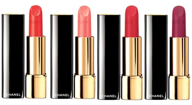 chanel-spring-2015-makeup-stylescoop-lipsticks