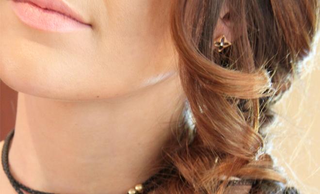 Elegance Untamed Braided Hair Look