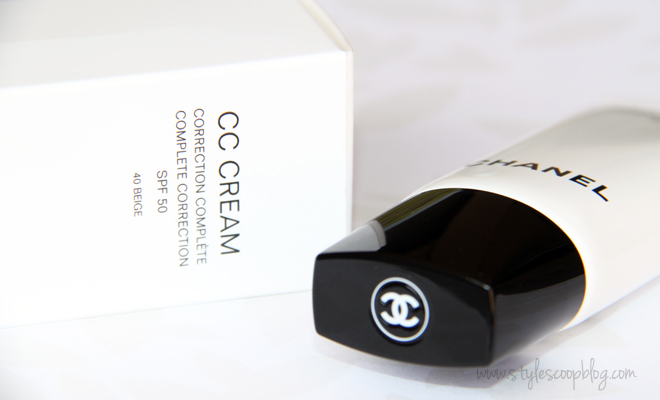 New Chanel CC Cream