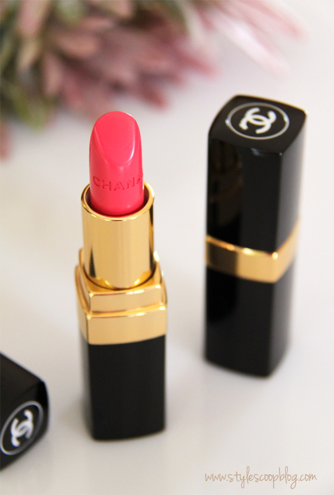 CHANEL COCO ROUGE LIPSTICK