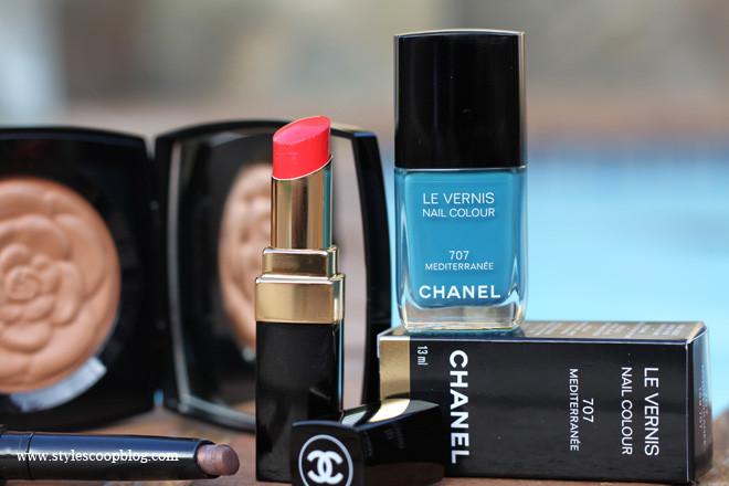 Chanel Summer Makeup 2015: COLLECTION MÉDITERRANÉE