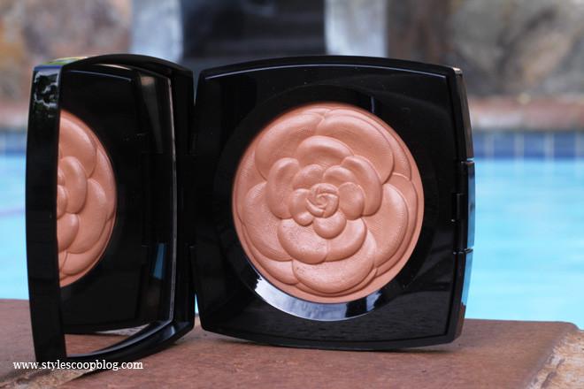 Chanel Summer Makeup 2015: COLLECTION MÉDITERRANÉE: EXCLUSIVE CREATION LUMIERE D ETE
