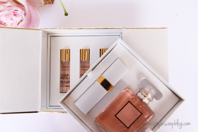 Chanel Coco Mademoiselle Coffret Stylescoop South African