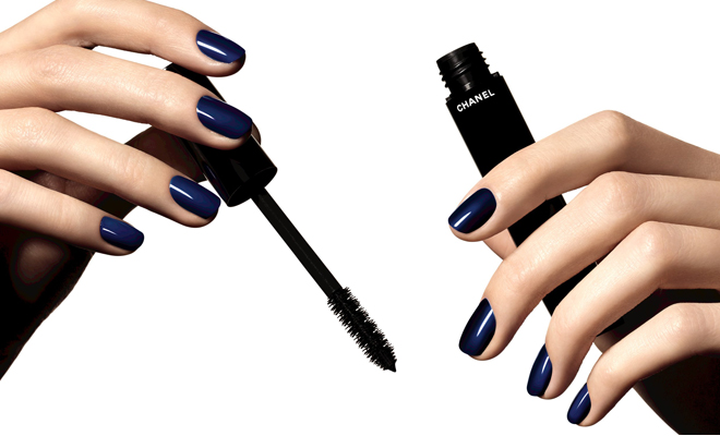 Collection Blue Rhythm De Chanel