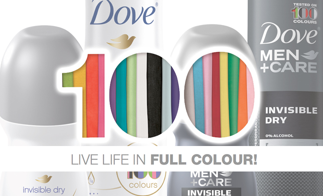 [closed] Dove 100 Colours Giveaway