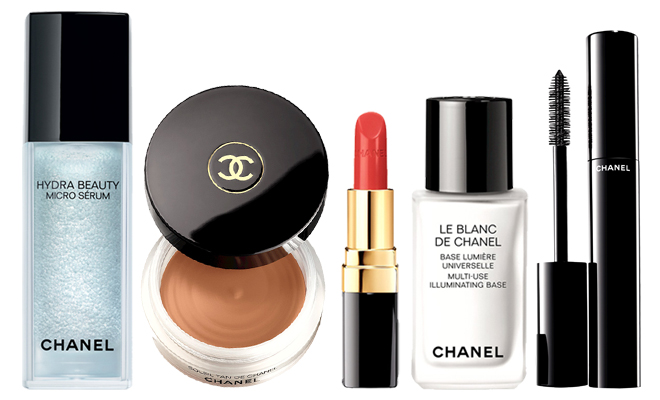 Essentially Chanel! Bespoke Makeover's with Chanel's Iconic 5 Products