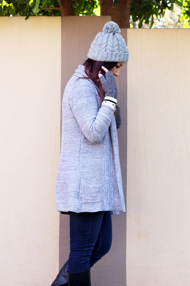 Shades of Grey | OOTD on StyleScoop