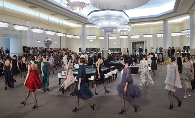 #CHANELHAUTECOUTURE 3D Fall-Winter Collection for 2015