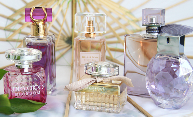 New Summer Scents: Floral, Fruity and Feminine (Part 1)