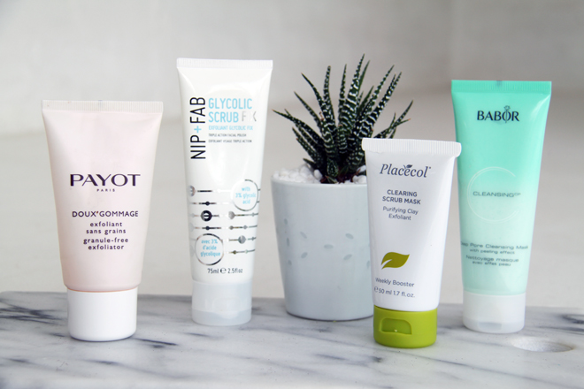 summer-skin-prep-exfoliants-and-masks-stylescoop