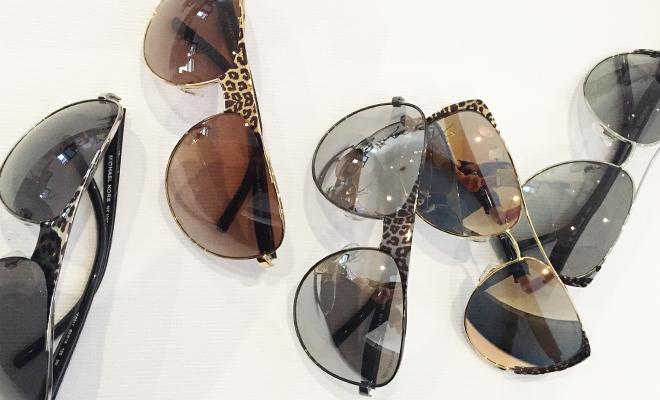 Oh Michael! Michael Kors Summer Eyewear