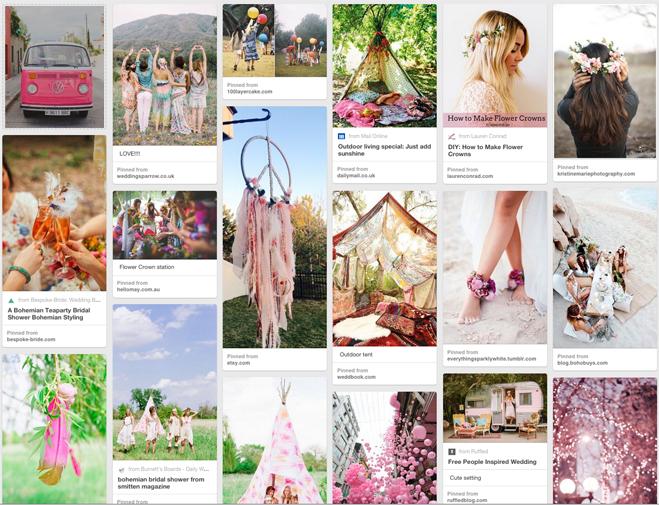pink-bohemian-garden-party