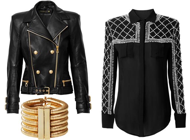 hm-south-africa-balmain-balmaination-silk-blouse-leather-jacket-wrap-cuff-price