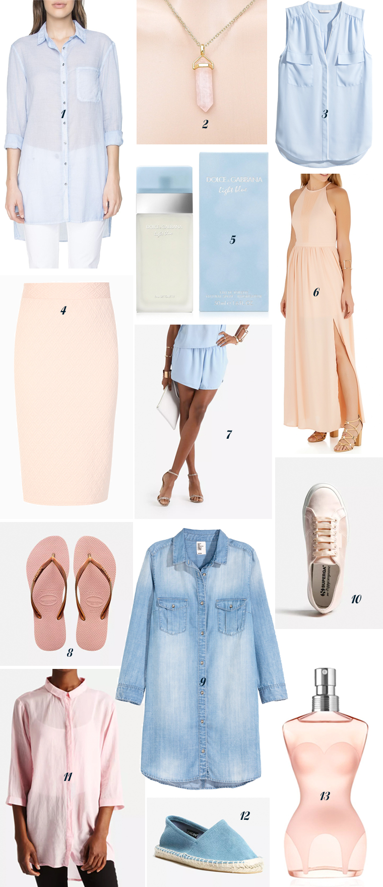 Rose Quartz & Serenity | Shop The Trend