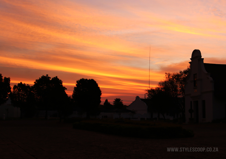 kievits-kroon-country-estate-weekend-getaway-review-stylescoop-blog-pink-skies