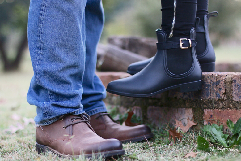 New Season, New Boots | His & Hers
