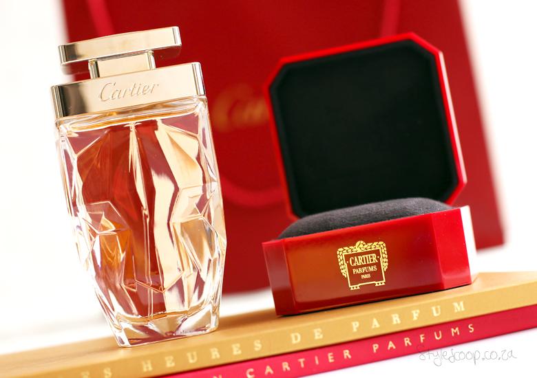 Cartier La Panthère Eau De Parfum Légère Stylescoop South