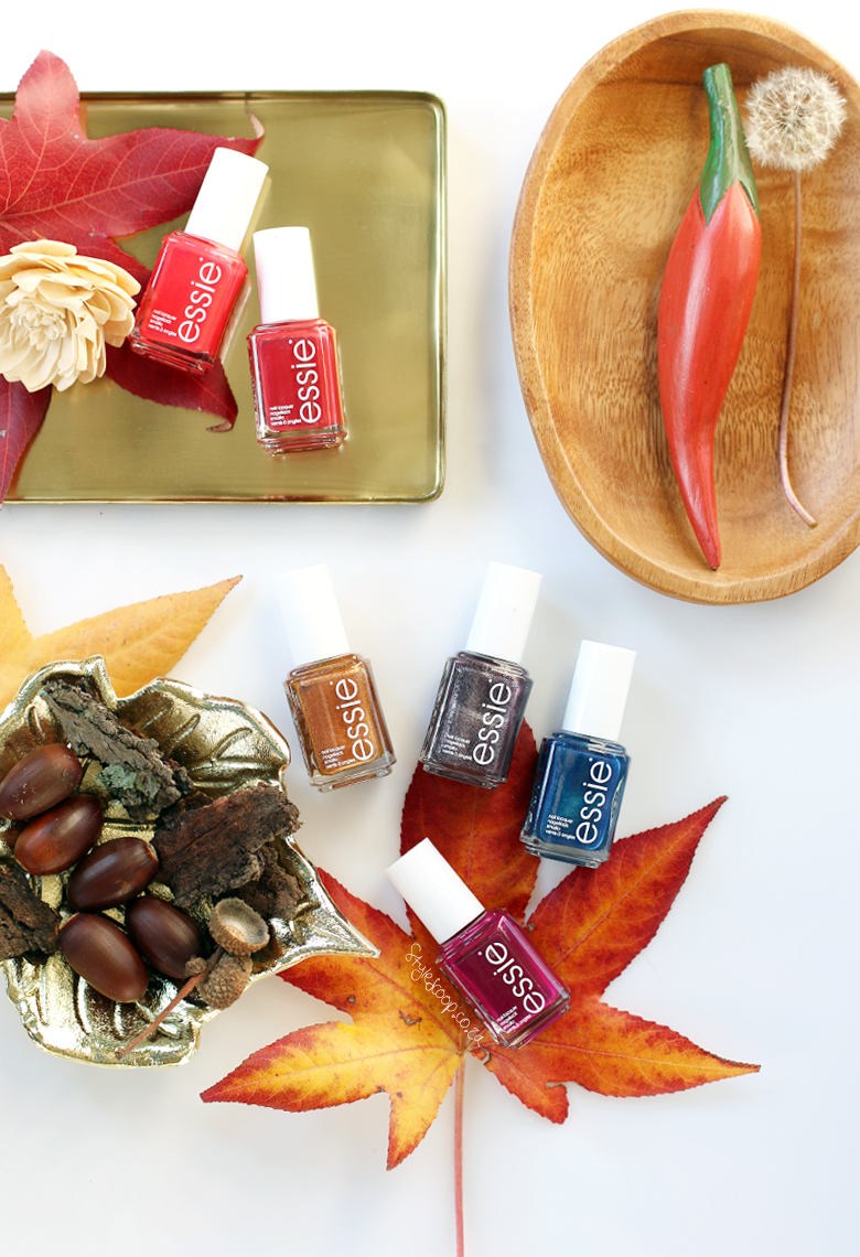 The Essie Fall Collection