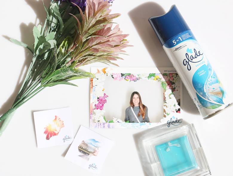 Creating Emotion with Glade Secrets #FeelGlade