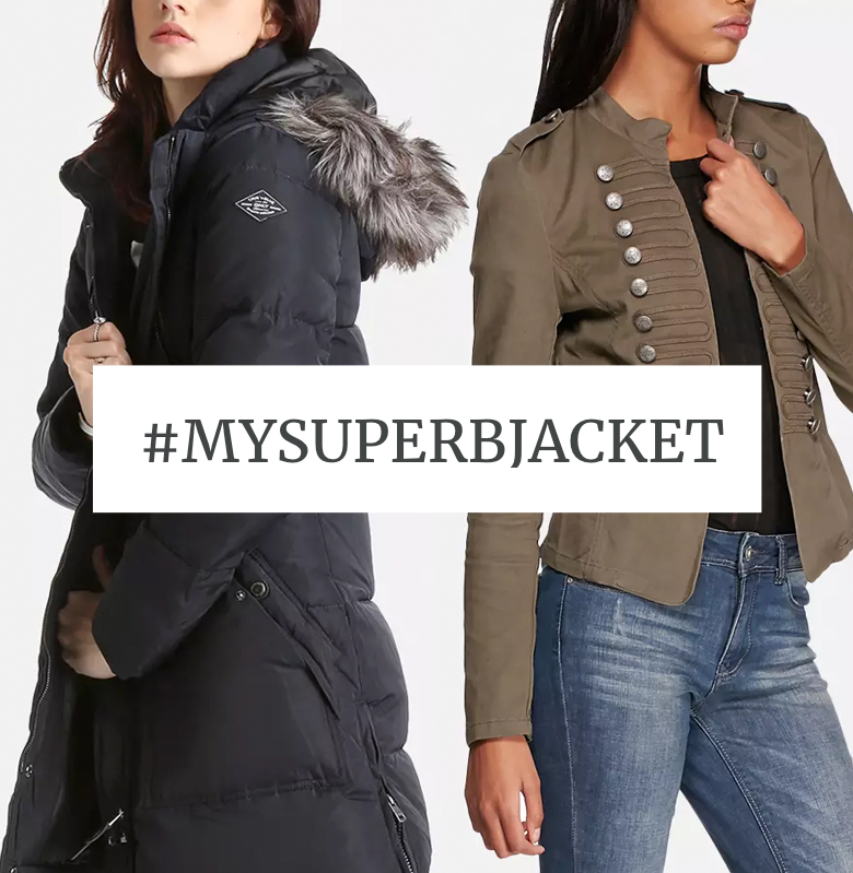 Winter Jacket Trends #MySuperbJacket