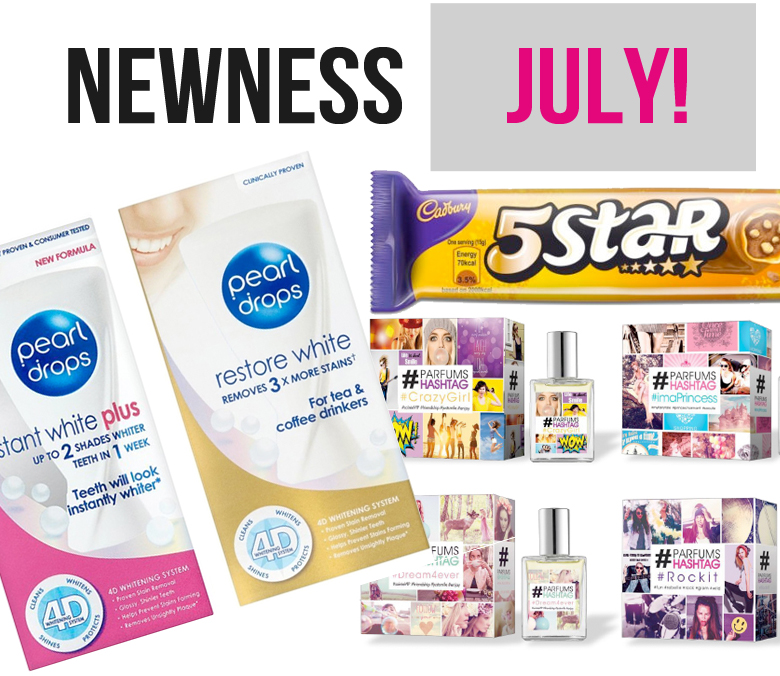 NEWNESS July – The Scoop On The Latest…