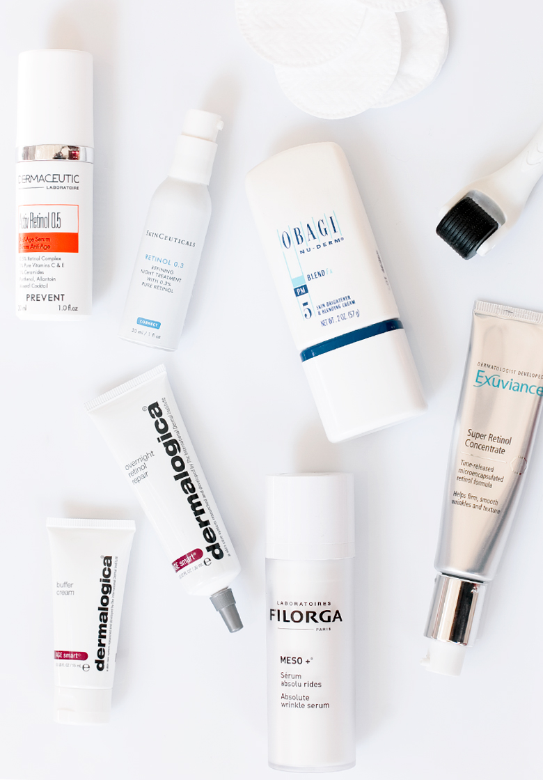 How To Use Retinol & Brands You Should Check Out