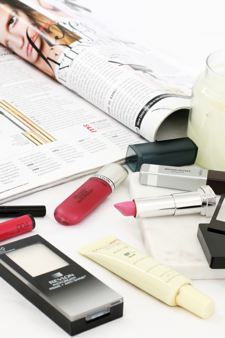 Drugstore Makeup Musthaves