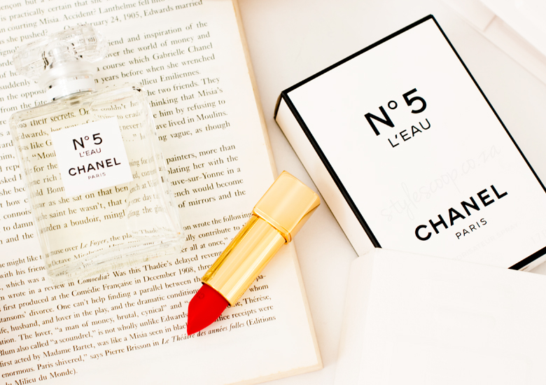 chanel-no-5-l-eau-fragrance-review-stylescoop-beauty-blog-south-africa-new-no-5-packaging