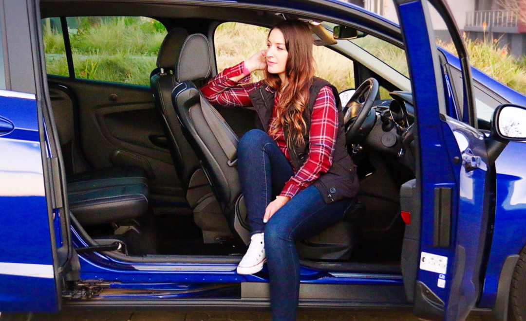 Ford B-Max – The Little Car with a Big Attitude!