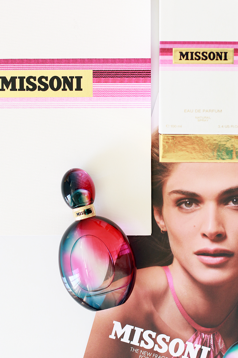 MISSONI | A New Fragrance For Women