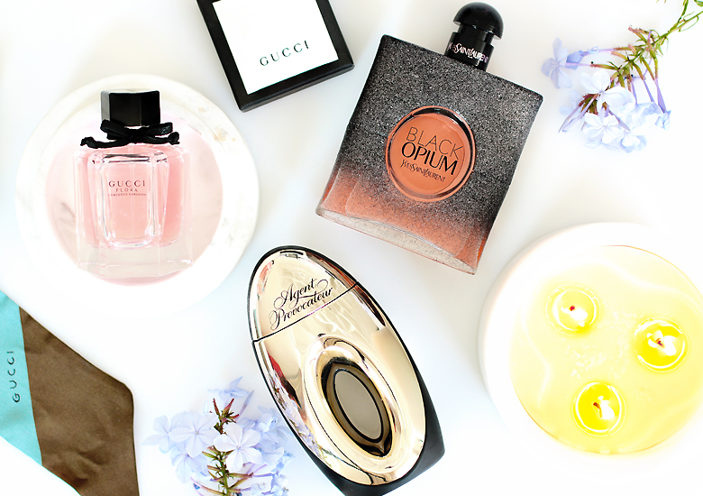 On Repeat… My Favourite Fragrances for April