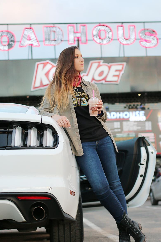 Mustangs & Milkshakes