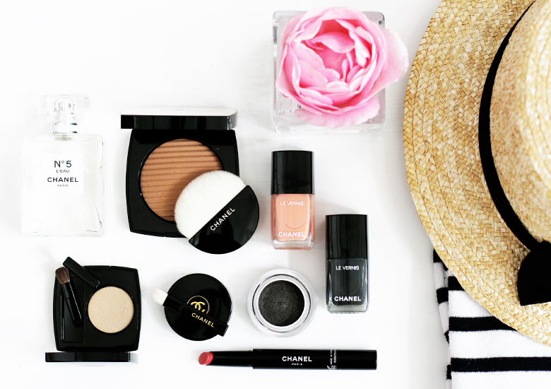 A Parisienne Summer Makeup Look