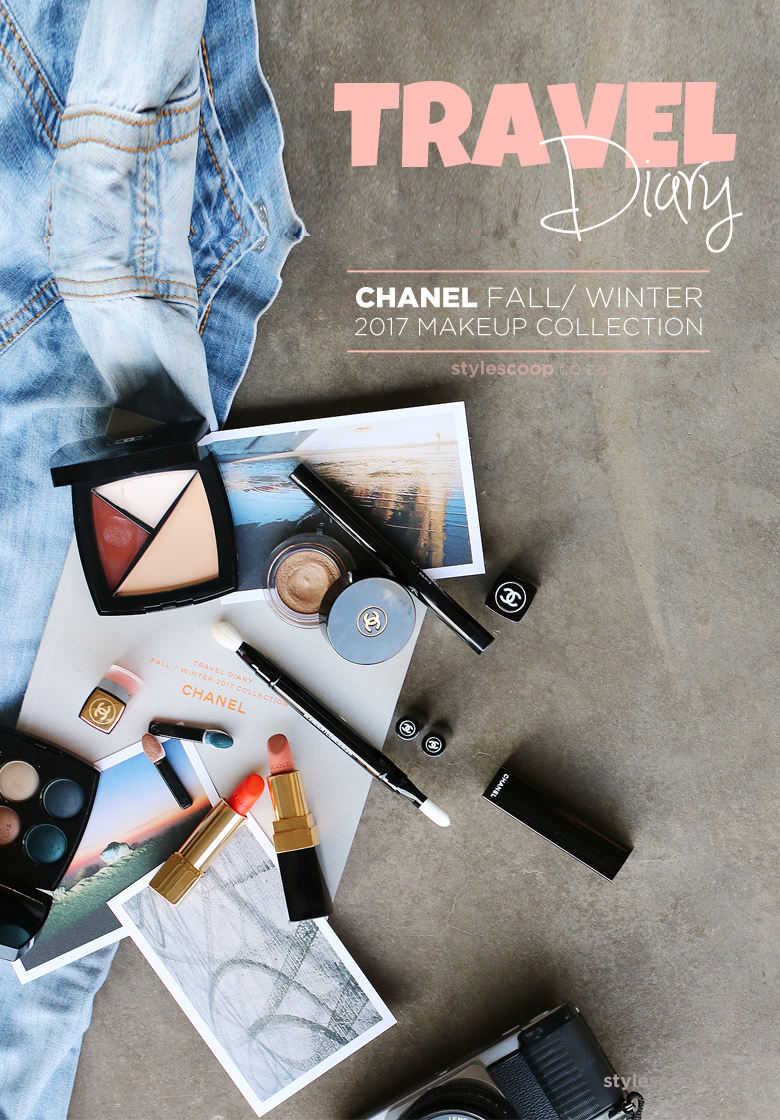 CHANEL TRAVEL DIARY