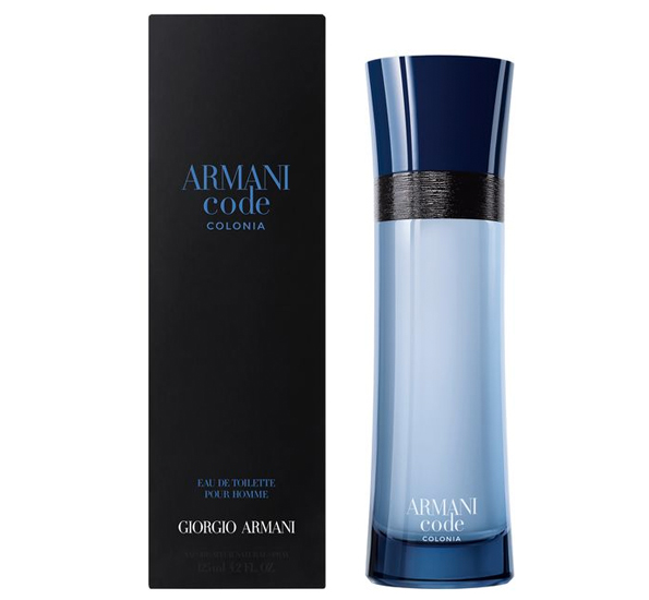 Giorgio Armani Code Colonia Fragrance Review