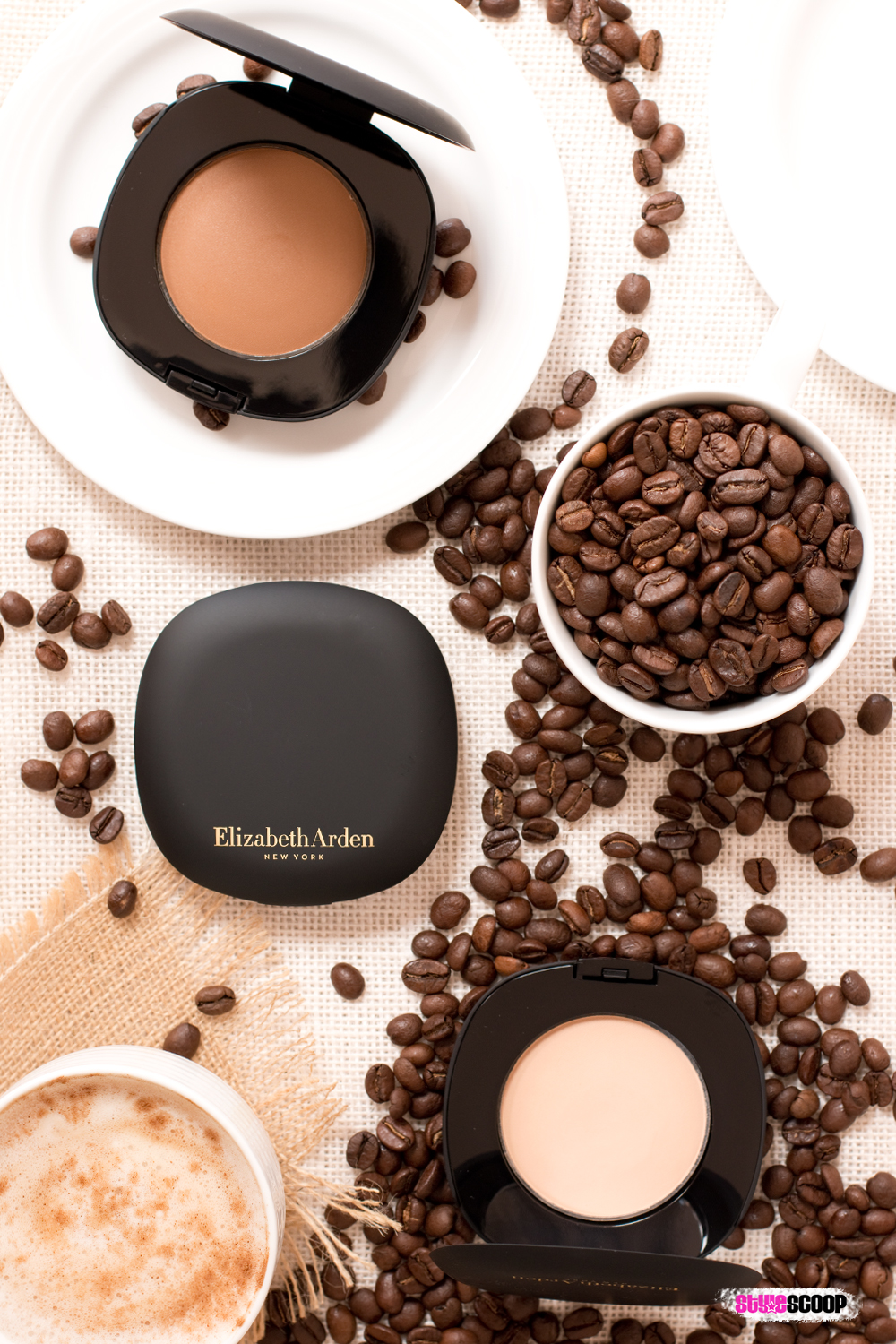 Elizabeth Arden Flawless Finish Bouncy Makeup