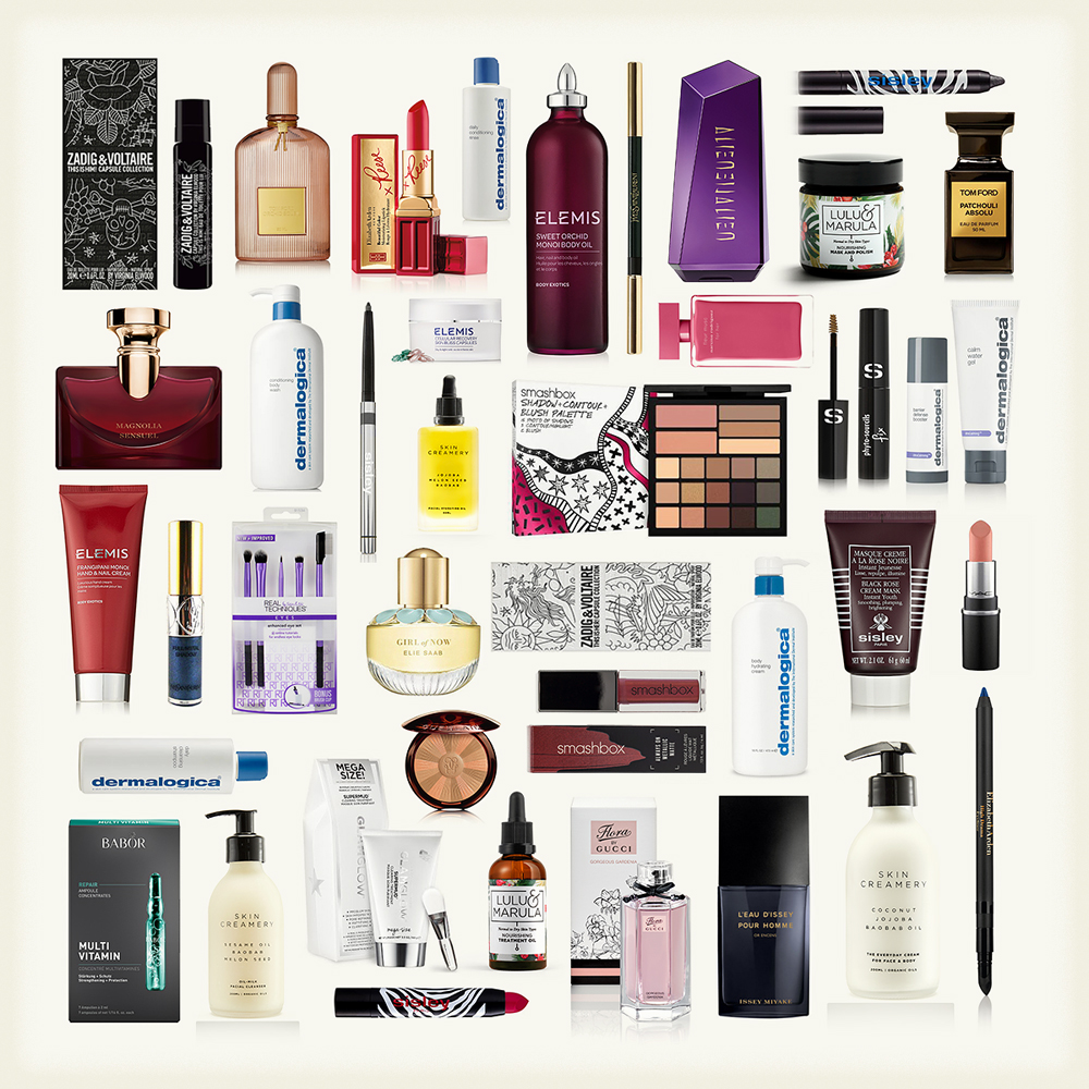 Mega Luxe Beauty Giveaway