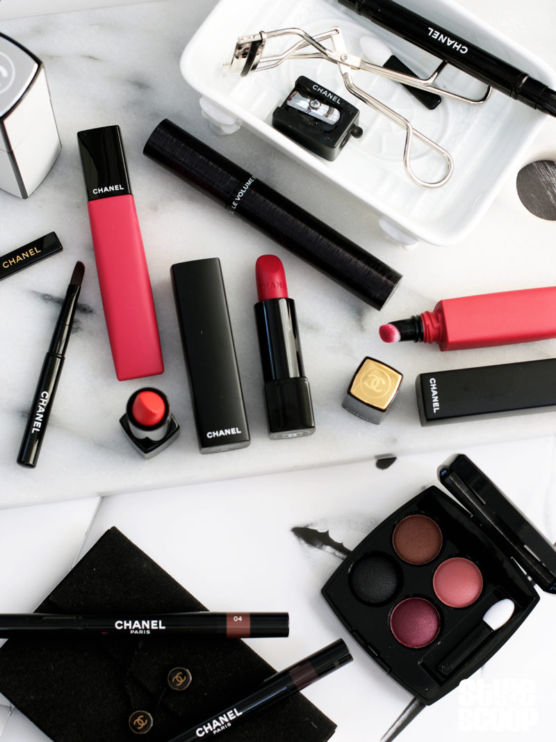 New from Chanel: Eyes & Lips