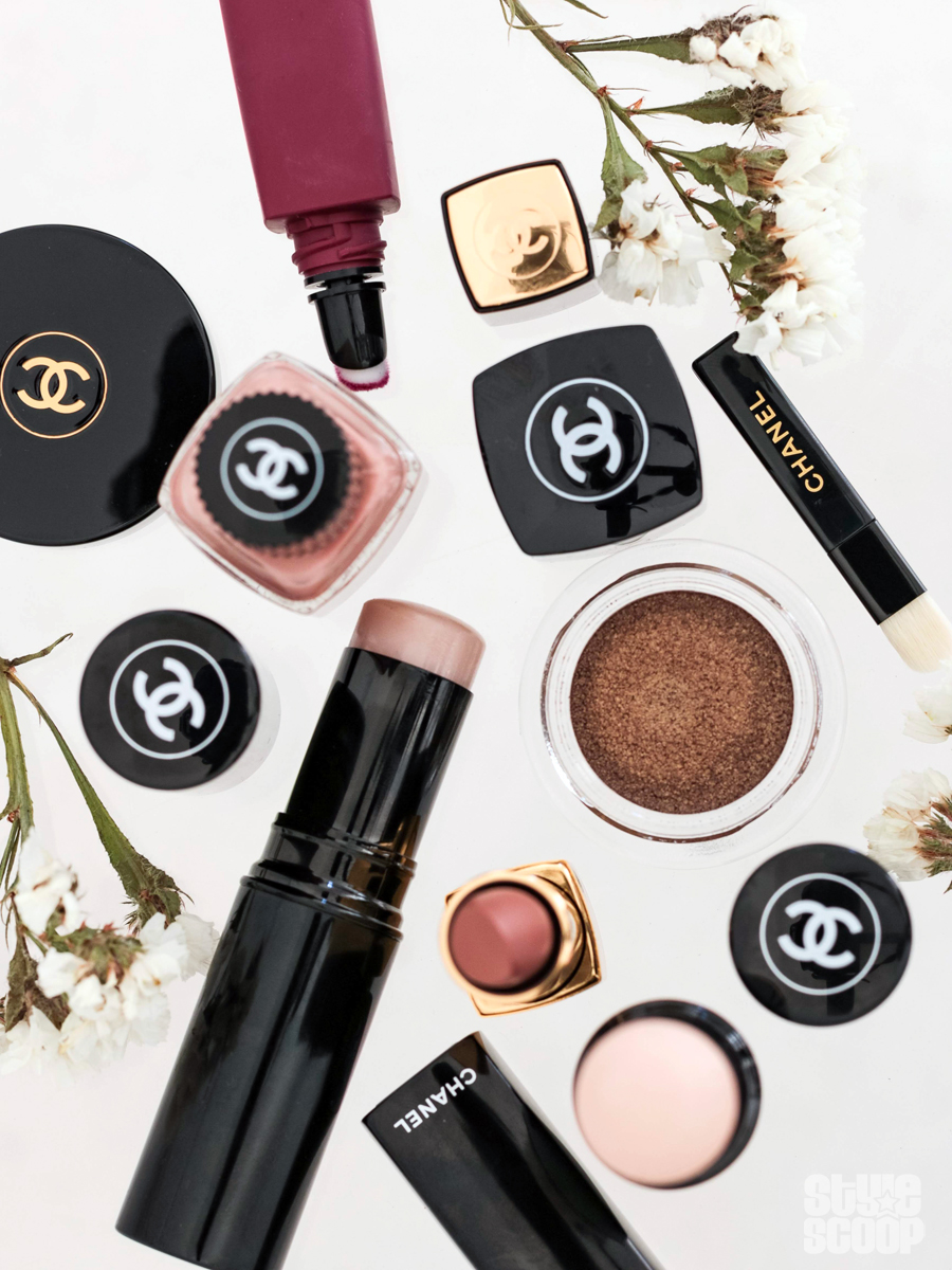 Chanel Makeup Brushes: Chanel Spring Summer 2019 Makeup Collection