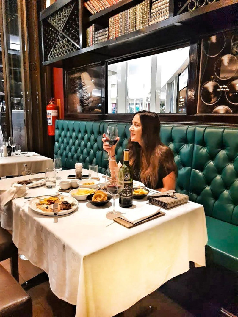 Dine in Style at the Hussar Grill