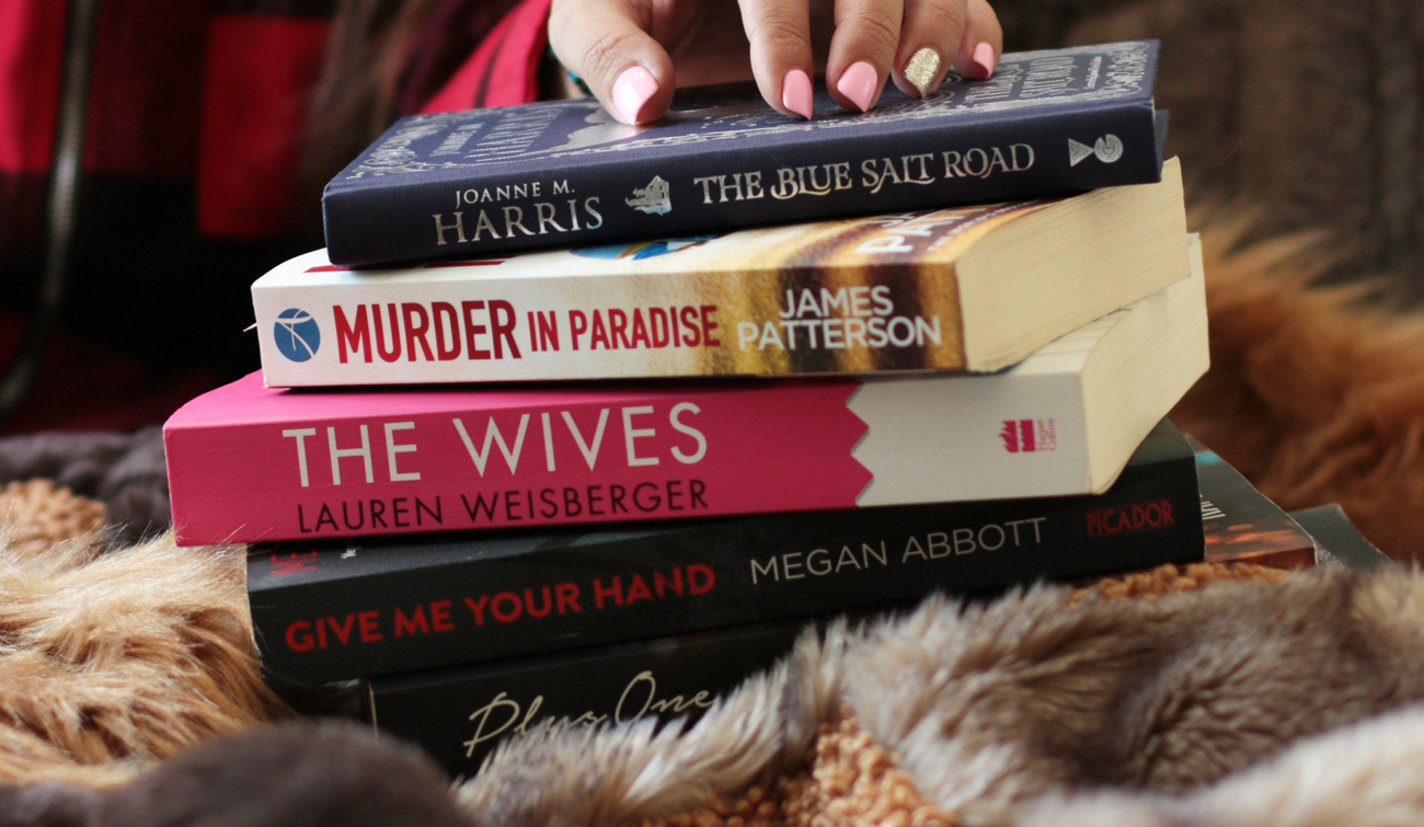 #WinterIsComing Book List