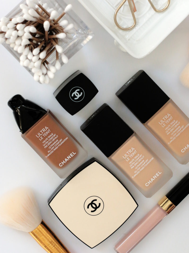Foundation that lasts! Chanel Ultra Le Teint