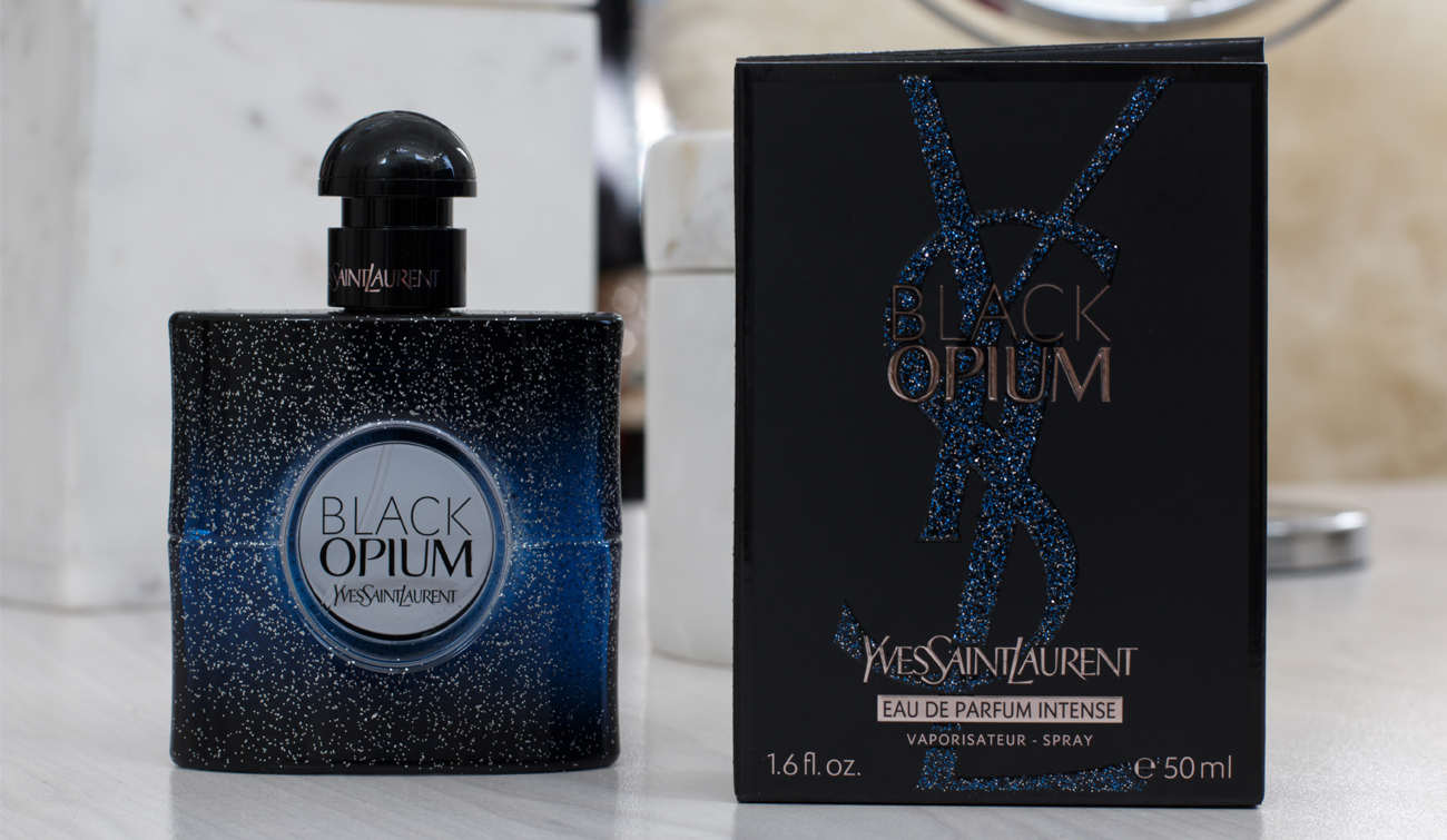 Bring on the Night. YSL Black Opium Eau De Parfum Intense