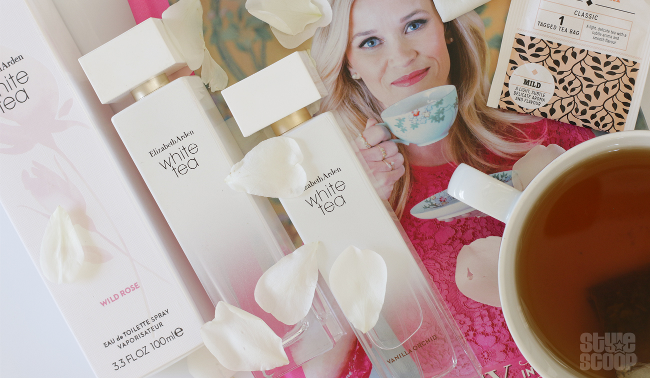 White Tea Moments | Elizabeth Arden White Tea Collection